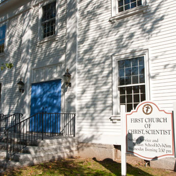 First Church of Christ Scientist Guilford CT