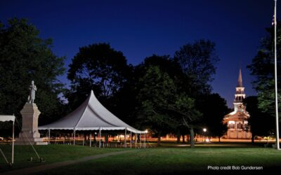 Benefit Dinner on the Green to Kick off Festival