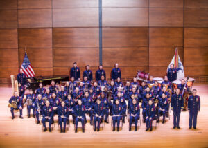U.S. Coast Guard Band @ Guilford High School | Guilford | Connecticut | United States