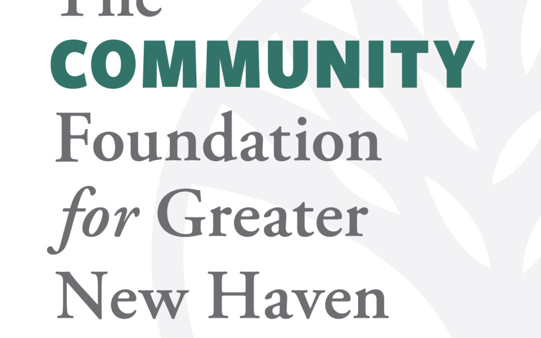 Community Foundation for Greater New Haven Grants Festival $4,000