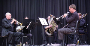 NHSO Brass Quintet @ First Church of Christ, Scientist | Guilford | Connecticut | United States