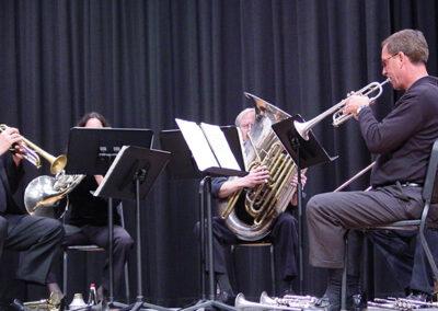 NHSO Brass Quintet