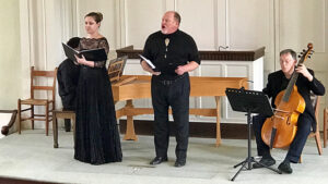 West Haven Consort: The New Music of the 1600s @ First Church of Christ, Scientist | Guilford | Connecticut | United States