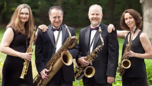 Argyle Sax Quartet @ Christ Episcopal Church | Guilford | Connecticut | United States