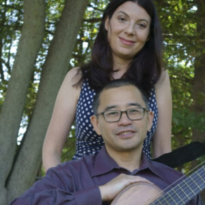 Duo Beltenstrum: Songs from the Time of Hamilton @ First Congregational Church | Guilford | Connecticut | United States