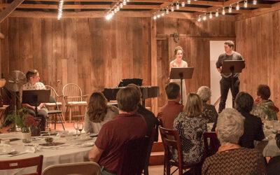 Susan Cinoman Reports Progress on Artists' Award-Winning Play Guenevere
