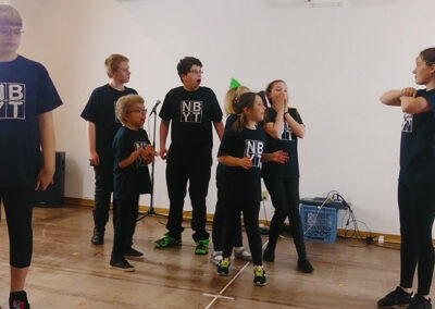 No Boundaries Youth Theater