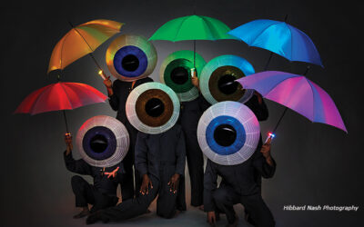 Pilobolus to Perform and Teach at Festival