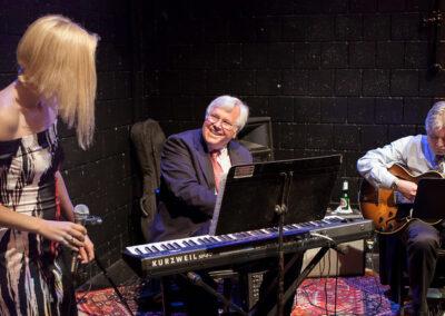 Sandy Stoddard Trio