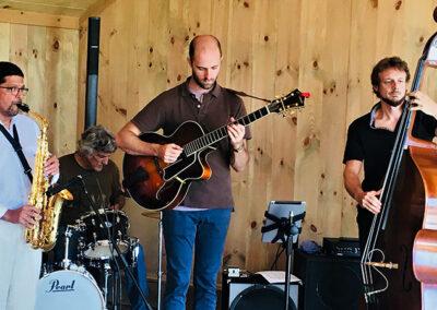 Shoreline Jazz Quartet