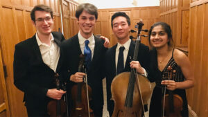 The Jef Quartet @ First Church of Christ, Scientist | Guilford | Connecticut | United States