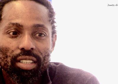 Hartford Poet Laureate Frederick-Douglass Knowles II