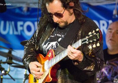 Submarine Guitarist Jeff Zudek