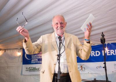 Festival Chair William Boughton