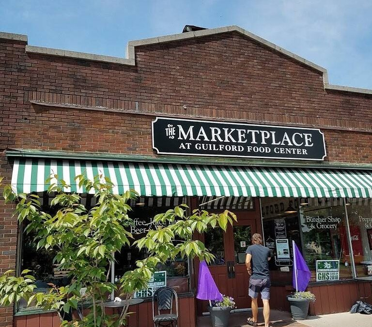 The Marketplace at Guilford Food Center Caters, Sponsors Festival