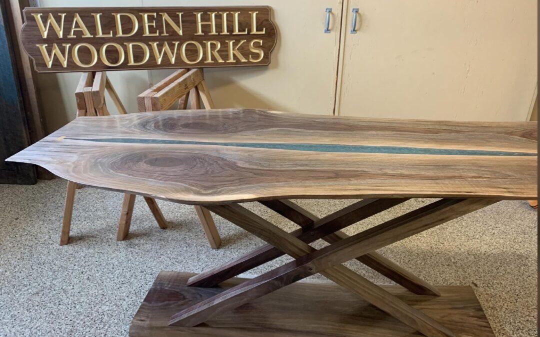 Walden Hill Woodworks is First-Time Festival Sponsor